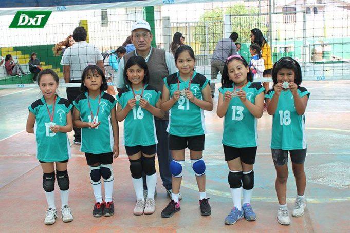 Las nenitas de Real Posada cogieron la medalla de plata.