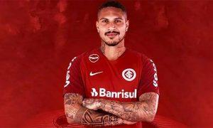 Copa Libertadores: Paolo Guerrero fue incluido en lista del Inter de Porto Alegre