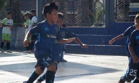 Sport Alianza se impuso ayer a Alianza Buena Vista en el segundo turno.