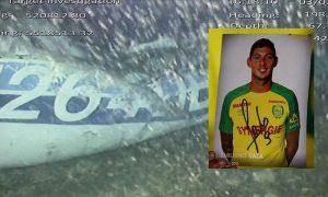 Encuentran un cuerpo en los restos del avión del futbolista Emiliano Sala
