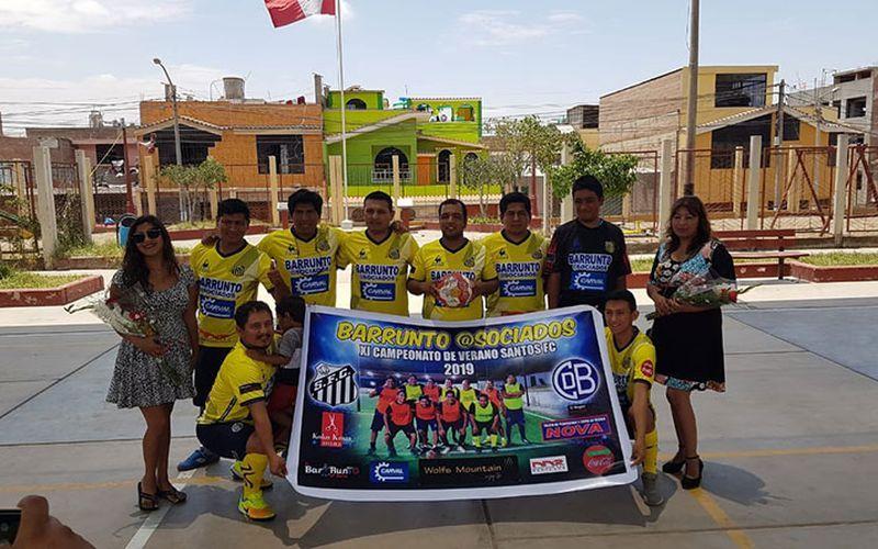 Santos FC: Torneo de verano se estrena con diez celebraciones