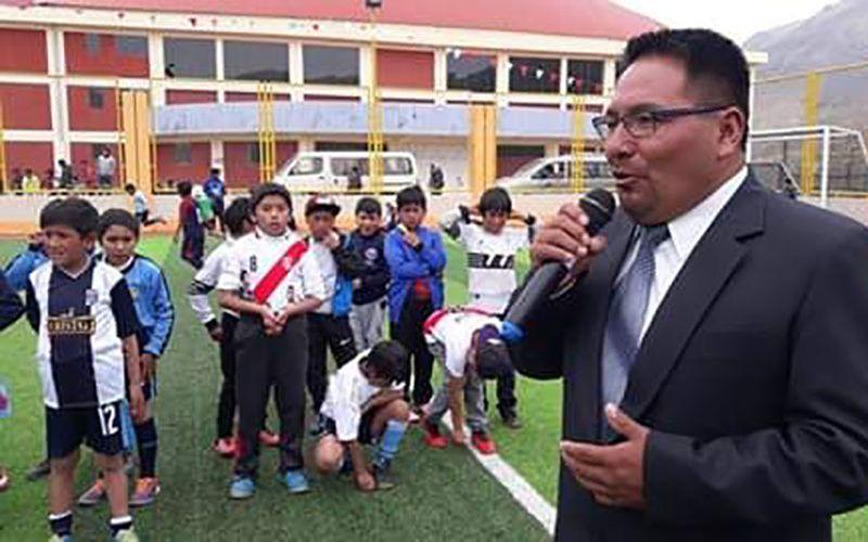 Azángaro: Inauguran la Copa Verano 2019 en el distrito de San Antón