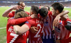Champions League: Atlético de Madrid derrota 2-0 a la Juventus