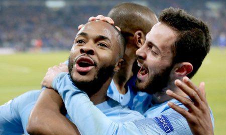 Con uno menos el Manchester City venció al Schalke 04 por la Champions League