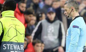 El VAR anula por primera vez un gol en Champions en Ajax-Real Madrid