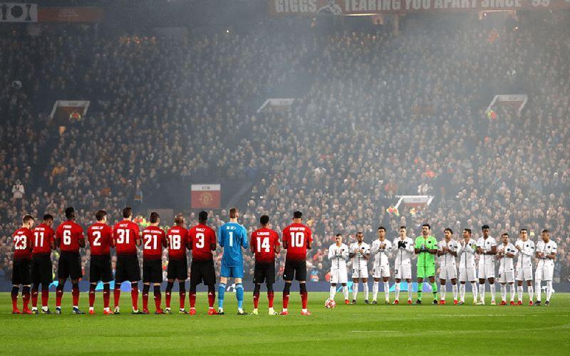 Dan un minuto de silencio por Emiliano Sala en Champions League