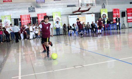 Municipalidad provincial clausuró vacaciones útiles donde niños y jóvenes mostraron sus habilidades