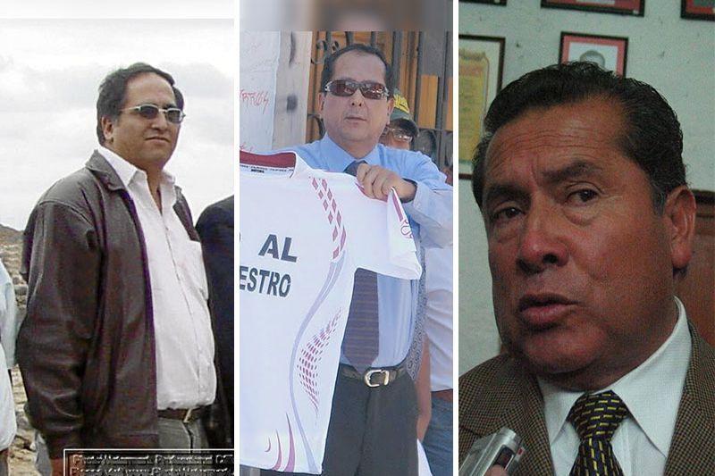 Manuel Saiki, Alejandro Tapia y Corrales regentarán Los Tigres de Cayma