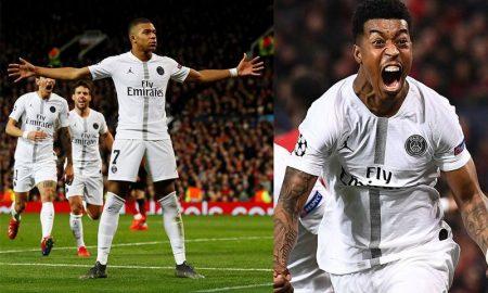 PSG sorprende en el Old Trafford por el inicio de octavos de la Champions