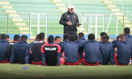 FBC Melgar: Jorge Pautasso ya tiene listo el once ante la 'U' de Chile