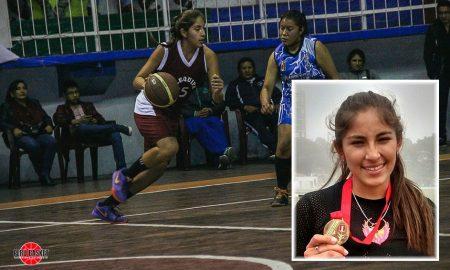Colecta a favor de atleta. Estephanya Goñez.
