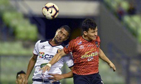 Lo logra al final del partido: Melgar jugará la fase de grupos de la Libertadores