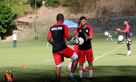 FBC Melgar arribará hoy a Arequipa luego de entrenar en Venezuela tras su partido por Copa Libertadores