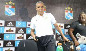 Las razones de Alexis Mendoza para renunciar del Sporting Cristal