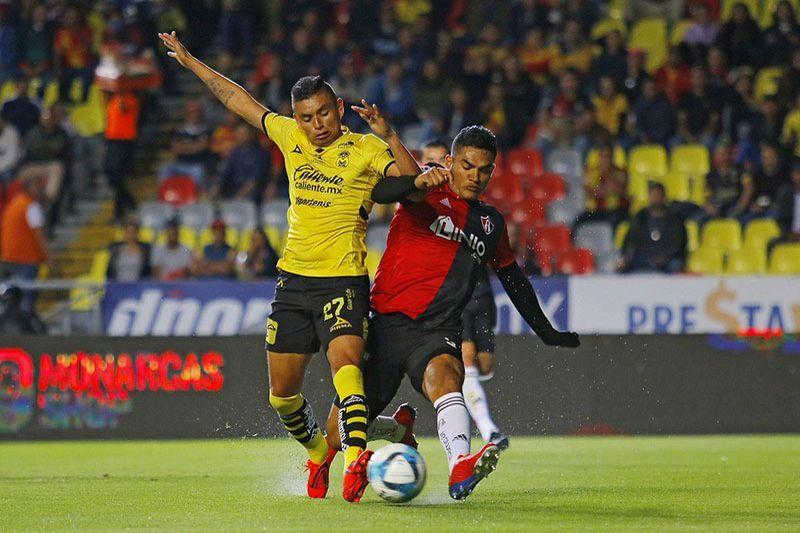 Anderson Santamaría integra en el once ideal de la fecha 5 de la Liga MX