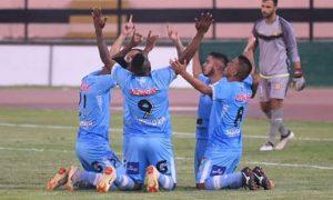 ¡Partidazo! Binacional golea 0-4 a Cantolao y toma la punta del Torneo Apertura