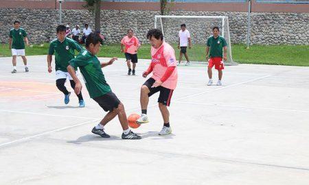 [FOTOS] Culminó las Olimpiadas Magisteriales Sute Región Arequipa 2019