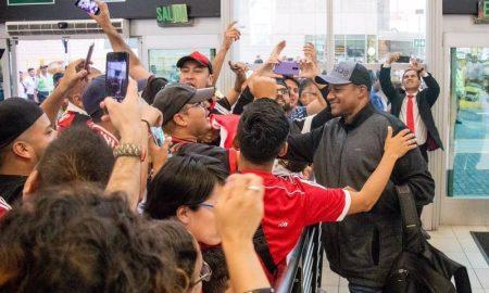 ¡Atención Melgar! Caracas FC ya está en Perú para la Copa Libertadores