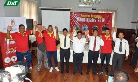 Tacna: Escuelas Deportivas Municipales 2019 tendrán 4 disciplinas