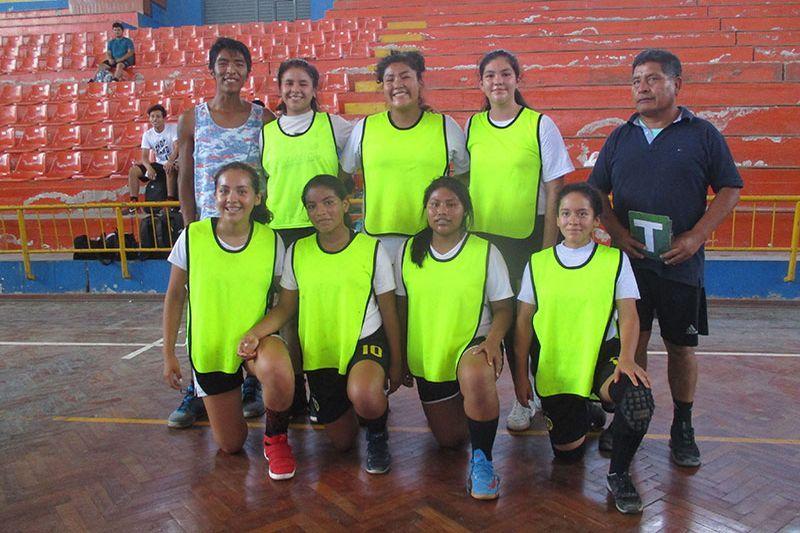 Tacna: Damas no se dan tregua en Festival de Handball Verano 2019