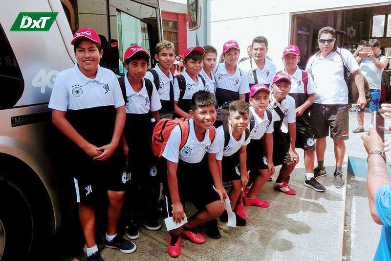 FC Humboldt debutará en fase nacional de Creciendo con el Fútbol