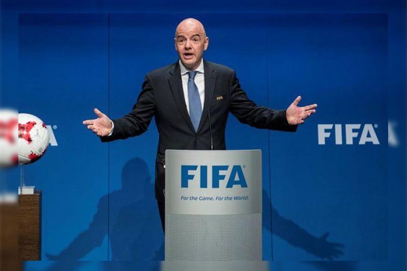 Gianni Infantino postula a la reelección en FIFA como candidato único