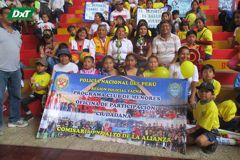 Tacna: Ya empieza el Campeonato Interbarrios Amigos del Policía 2019