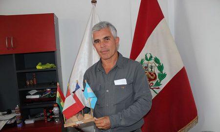 Sergio Bolliger lucha por obtener apoyo para los Juegos Trasandinos 2019