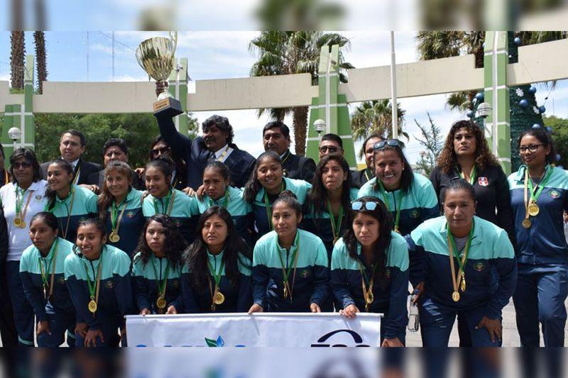 Majes inicia preparación para participar en Copa Libertadores femenina