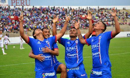 Liga1: Mannucci igualar 4-4 con Ayacucho en su regreso a Primera División