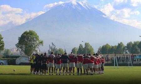 Copa Libertadores: FBC Melgar recibe a Caracas esta noche en la UNSA