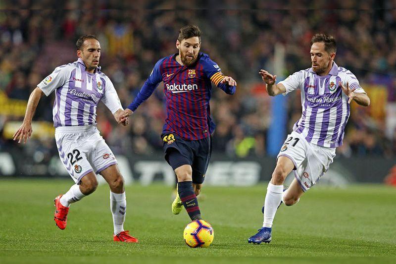 [VIDEO] LaLiga: Barcelona gana al Valladolid con tanto de Lionel Messi