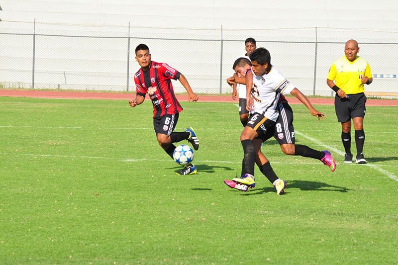 Sistema fijo en el torneo de Primera División de la Liga Distrital de Tacna