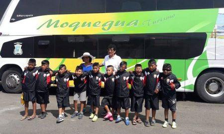 Internacional Puno destaca en el nacional de Creciendo con el Fútbol