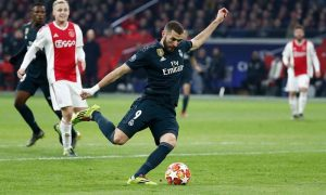 Champions: Real Madrid arranca octavos de final ganando al Ajax