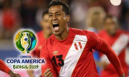 Renato Tapia traza el objetivo de Perú en la Copa América Brasil 2019