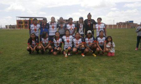 White Star se consagra campeón del macrorregional femenino