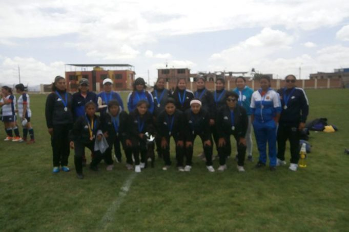 Sport San Román de Juliaca se ubicó en segundo lugar.