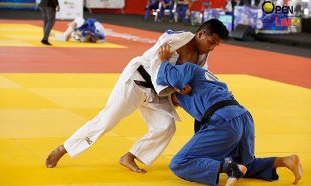 Peruano tuvo que bregar mucho para ganar la medalla de oro.