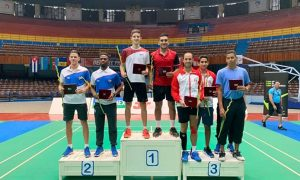 Bádminton peruano destaca con 9 medallas en Cuba