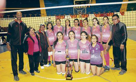 El equipo de Atlético Faraday terminó invicto el campeonato y clasificó a la fase regional.