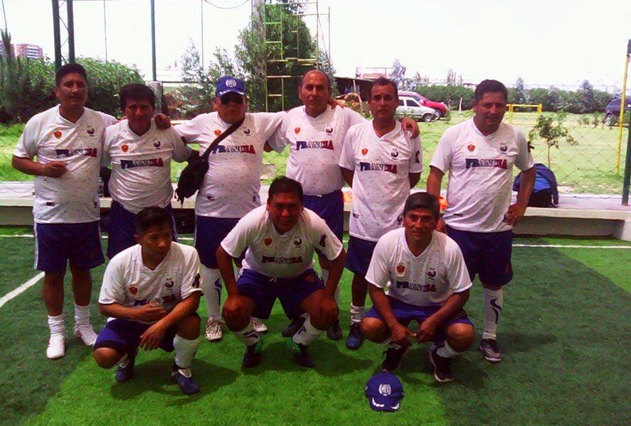 Buenos jugadores presentó la Cuarta Sección de la Promoción 32.