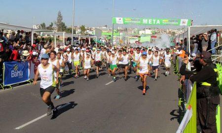 Se espera la participación masiva de los arequipeños.
