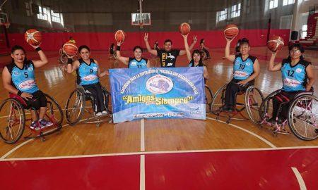 Apertura de Basketball sobre silla de ruedas: Arequipa es subcampeón