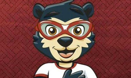 Frontino, el oso de anteojos.