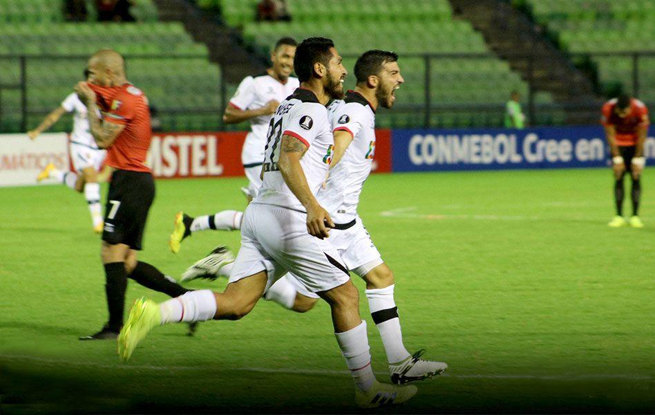 Esta tarde, Melgar visita a Palmeiras por la segunda fecha de la Copa Libertadores (17:15 h)