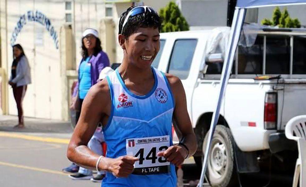 Noe Quispe logró oro en campeonato nacional y avanzó.