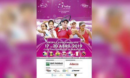 Perú presentó su equipo de FED CUP