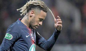 Neymar podría recibir una dura sanción por criticar arbitraje del PSG vs. United