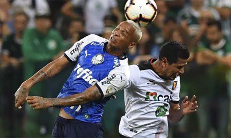 Melgar no pudo con el último campeón de Brasil